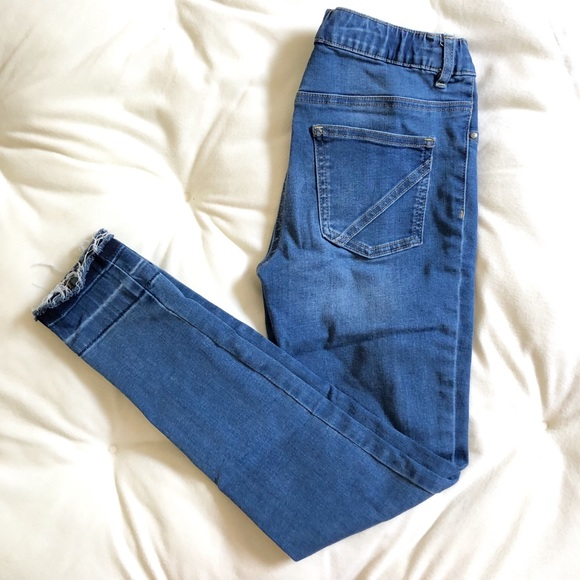 special price for factory outlets authentic Next Direct Kids Girl Blue Skinny Jeans 152 12